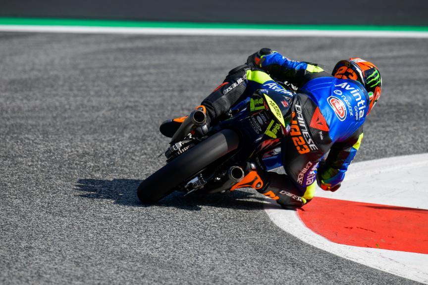 Niccolo Antonelli, Avintia Esponsorama Moto3, Michelin® Grand Prix of Styria