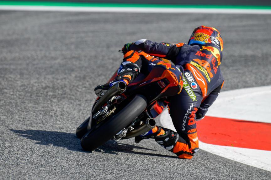 Ayumu Sasaki, Red Bull KTM Tech 3, Michelin® Grand Prix of Styria