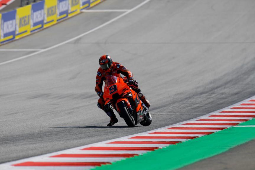 Danilo Petrucci, Tech3 KTM Factory Racing, Michelin® Grand Prix of Styria