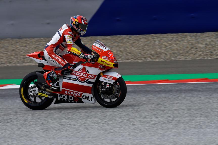 Fabio Di Giannantonio, Federal Oil Gresini Moto2, Michelin® Grand Prix of Styria