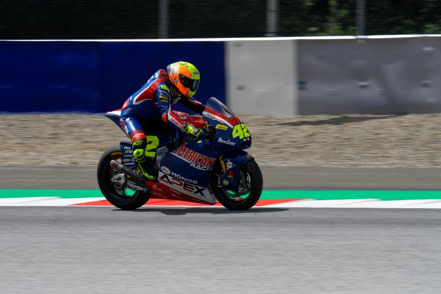 Marcos Ramirez, American Racing, Michelin® Grand Prix of Styria