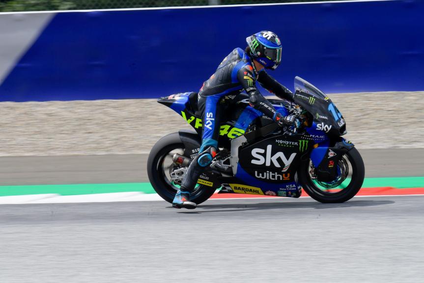 Celestino Vietti, Sky Racing Team VR46, Michelin® Grand Prix of Styria