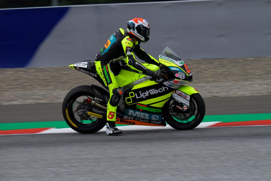 Yari Montella, Lightech Speed Up, Michelin® Grand Prix of Styria