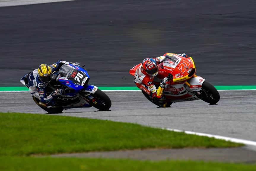 Fabio Di Giannantonio, Barry Baltus, Michelin® Grand Prix of Styria
