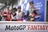 Bagnaia, Martin, Quartararo, Michelin® Grand Prix of Styria