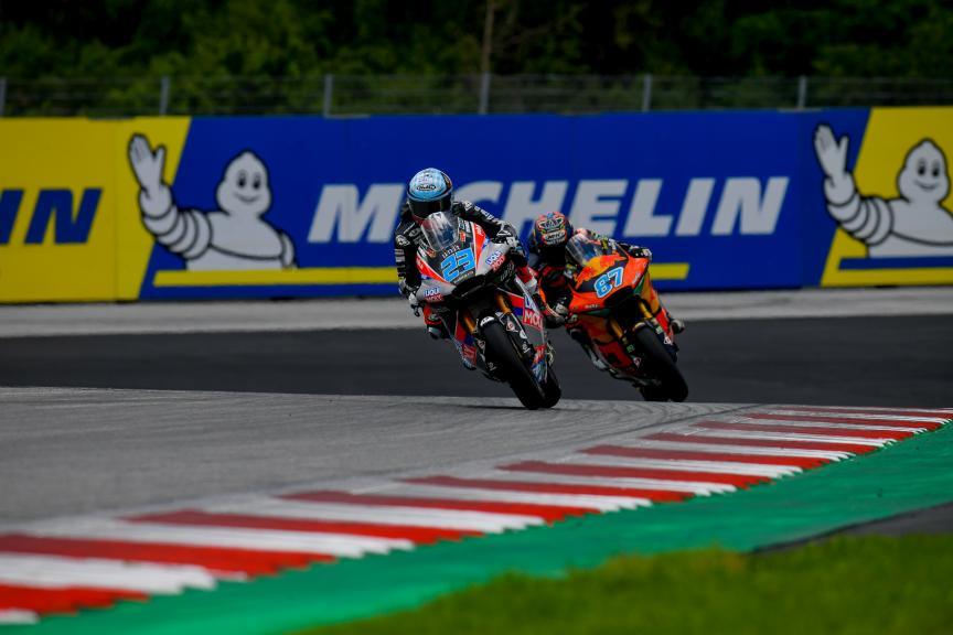 Marcel Schrotter, Remy Gardner, Michelin® Grand Prix of Styria