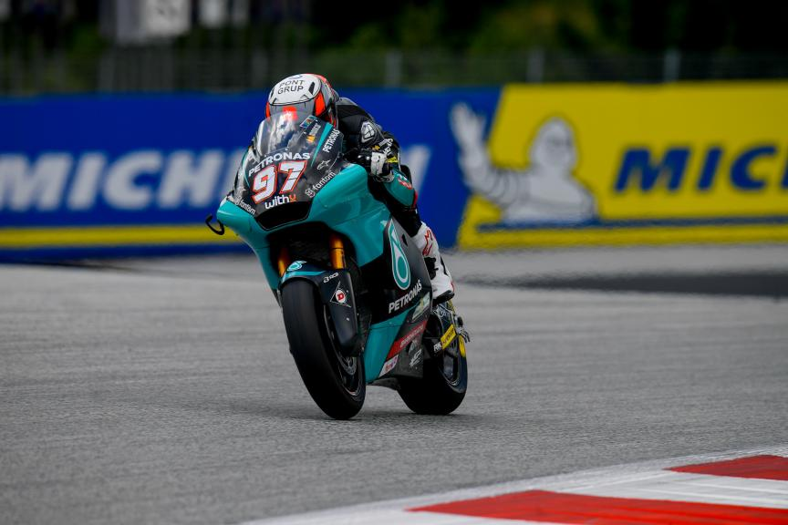 Xavi Vierge, Petronas Sprinta Racing, Michelin® Grand Prix of Styria