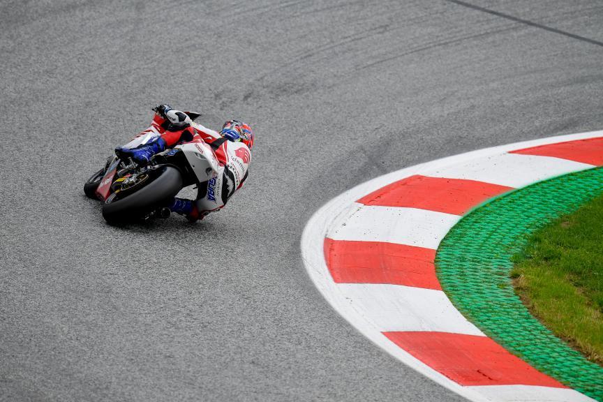 Ai Ogura, Idemitsu Honda Team Asia, Michelin® Grand Prix of Styria