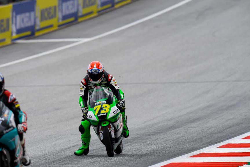 Maximilian Kofler, CIP Green Power, Michelin® Grand Prix of Styria