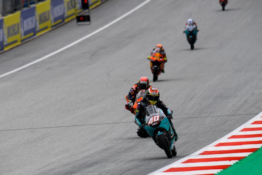 Moto3, Michelin® Grand Prix of Styria