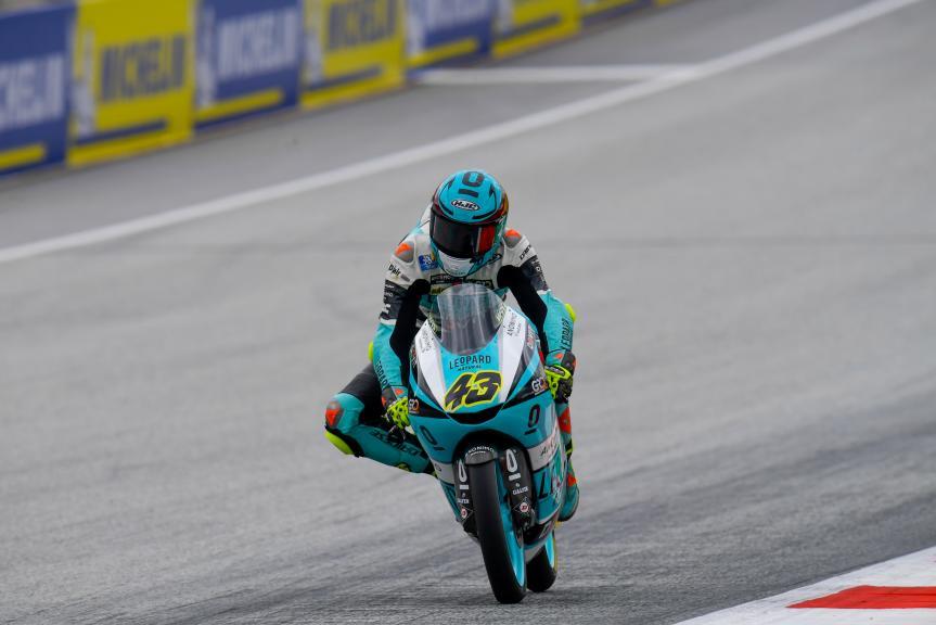 Xavier Artigas, Leopard Racing, Michelin® Grand Prix of Styria