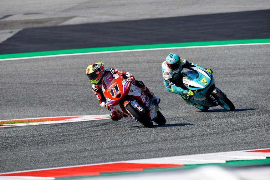 Sergio Garcia, Dennis Foggia, Michelin® Grand Prix of Styria