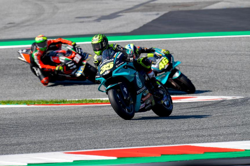 Cal Crutchlow, Petronas Yamaha STR, Michelin® Grand Prix of Styria