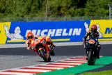 Marc Marquez, Fabio Quartararo, Michelin® Grand Prix of Styria
