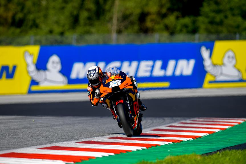 Miguel Oliveira, Red Bull KTM Factory Racing, Michelin® Grand Prix of Styria