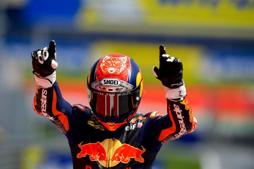 Deniz Oncu, Red Bull KTM Tech 3, Michelin® Grand Prix of Styria