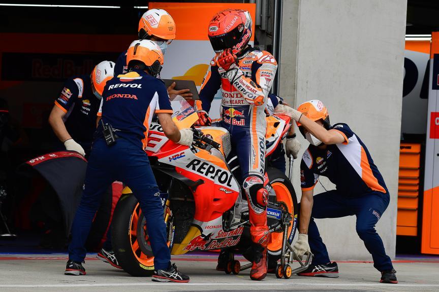 Marc Marquez, Repsol Honda Team, Michelin® Grand Prix of Styria
