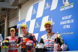 Romano Fenati, Deniz Oncu, Sergio Garcia, Michelin® Grand Prix of Styria
