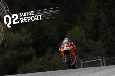 Moto2™: Gardner empoche la pole au Red Bull Ring