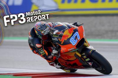 Moto2™ - FP3 – Remy Gardner assume son statut