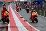 Pol Espargaro, Danilo Petrucci, Michelin® Grand Prix of Styria