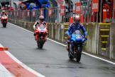Alex Rins, Jorge Martin, Michelin® Grand Prix of Styria
