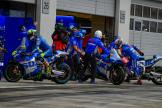 Joan Mir, Alex Rins, Team Suzuki Ecstar, Michelin® Grand Prix of Styria