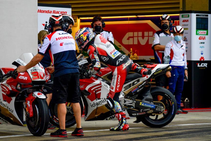 Takaaki Nakagami, LCR Honda Idemitsu, Michelin® Grand Prix of Styria