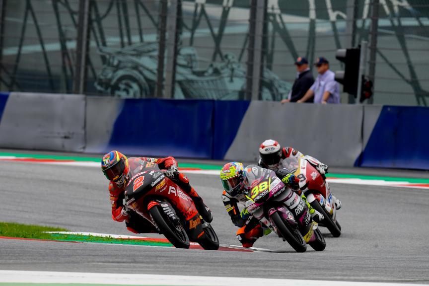 Gabriel Rodrigo, David Salvador, Michelin® Grand Prix of Styria