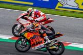 Sergio Garcia, Pedro Acosta, Michelin® Grand Prix of Styria