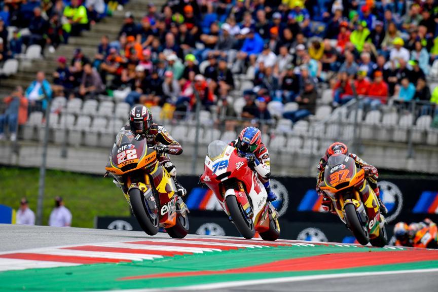 Moto2, Race, Michelin® Grand Prix of Styria
