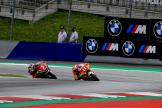 Nicolo Bulega, Lorenzo Baldassarri, Michelin® Grand Prix of Styria