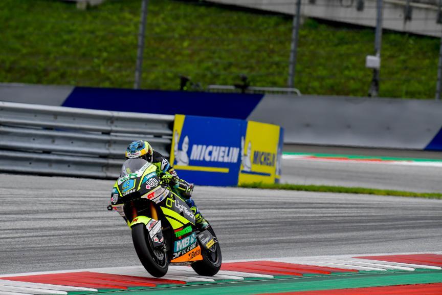 Jorge Navarro, Lightech Speed Up, Michelin® Grand Prix of Styria