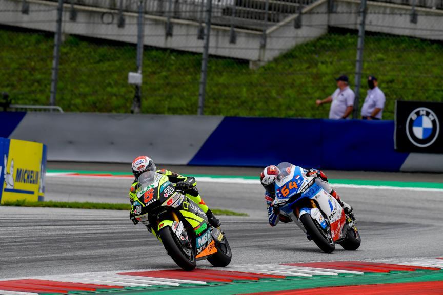 Yari Montella,Bo Bendsneyder, Michelin® Grand Prix of Styria