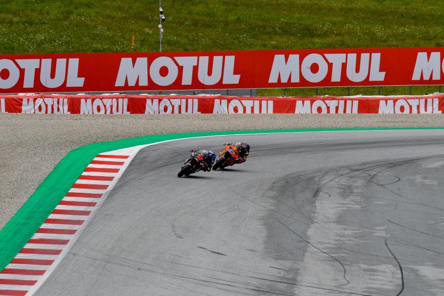 Marco Bezzecchi, Remy Gardner, Michelin® Grand Prix of Styria