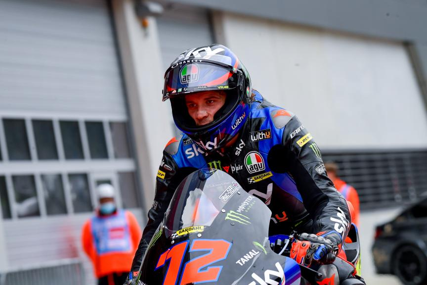Marco Bezzecchi, Sky Racing Team VR46, Michelin® Grand Prix of Styria