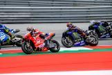 Fabio Quartararo, Jorge Martin, Michelin® Grand Prix of Styria