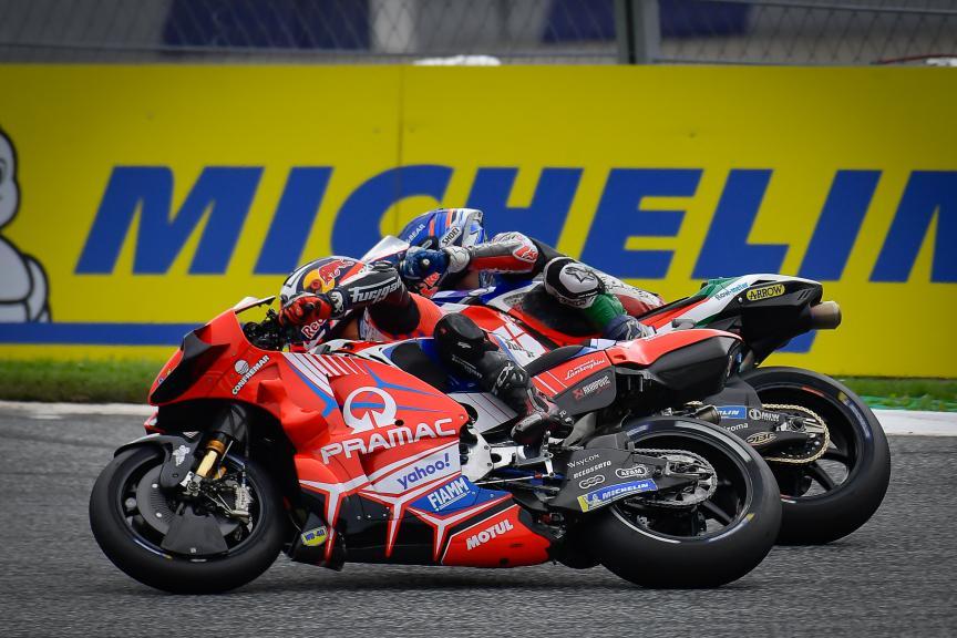 Jorge Martin, Alex Marquez, Michelin® Grand Prix of Styria