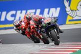 Fabio Quartararo, Jack Miller, Johann Zarco, Michelin® Grand Prix of Styria