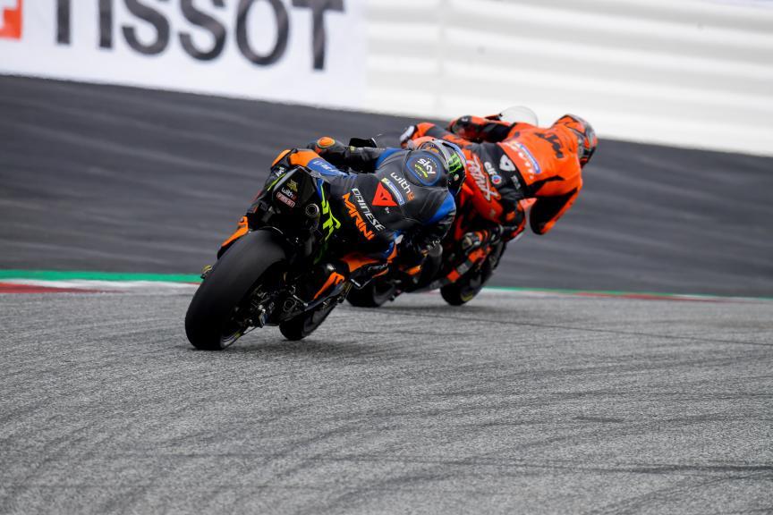 Danilo Petrucci, Luca Marini, Michelin® Grand Prix of Styria