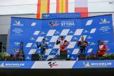 Jorge Martin, Joan Mir, Fabio Quartararo, Michelin® Grand Prix of Styria