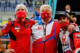 Gigi Dall'Igna, Johann Zarco, Pramac Racing, Michelin® Grand Prix of Styria