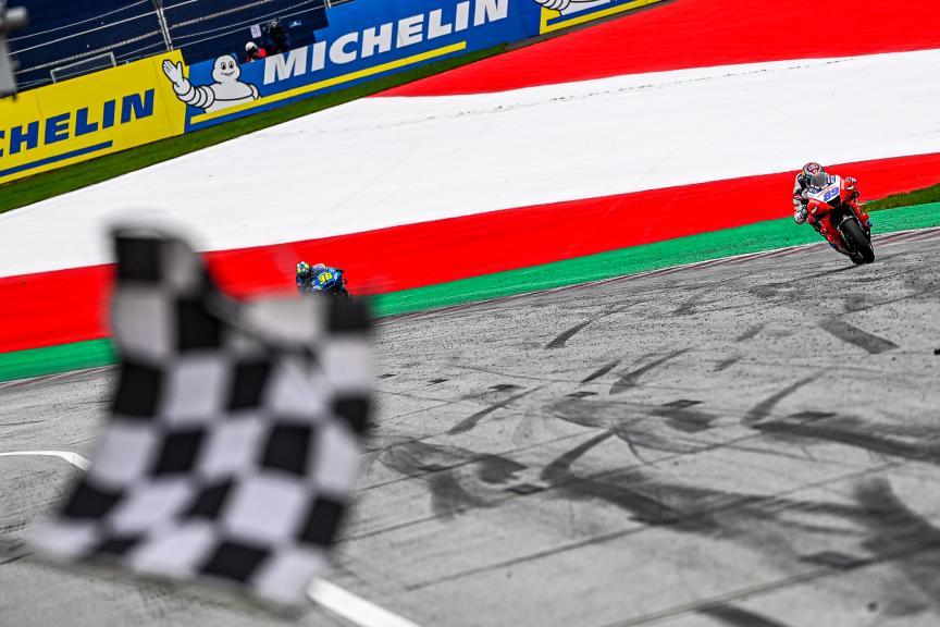 Jorge Martin, Joan Mir, Michelin® Grand Prix of Styria