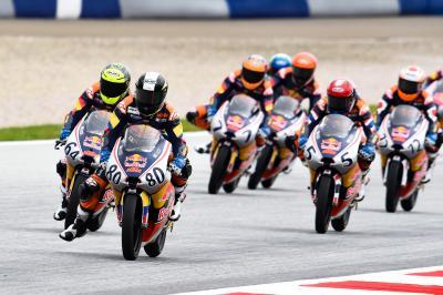 Alonso s'impose en patron en Red Bull Rookies Cup