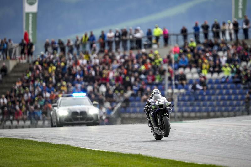Yamaha 對 Viñale祭出禁賽 Austrian GP內部處分5899