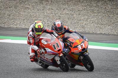 Acosta vs Garcia: is Austria set for a replay in Moto3™?