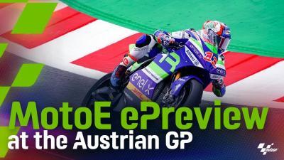 Les enjeux de ce GP d'Autriche en MotoE™