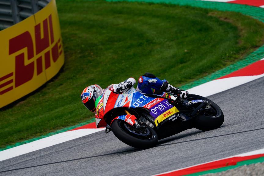 Yonny Hernandez, Octo Pramac MotoE, Bitci Motorrad Grand Prix von Österreich