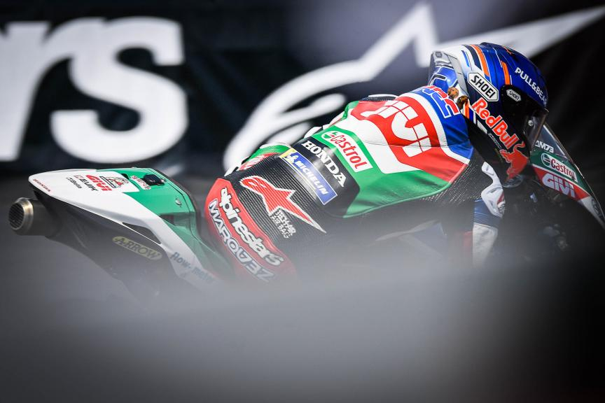 Alex Marquez, LCR Honda Castrol, Bitci Motorrad Grand Prix von Österreich