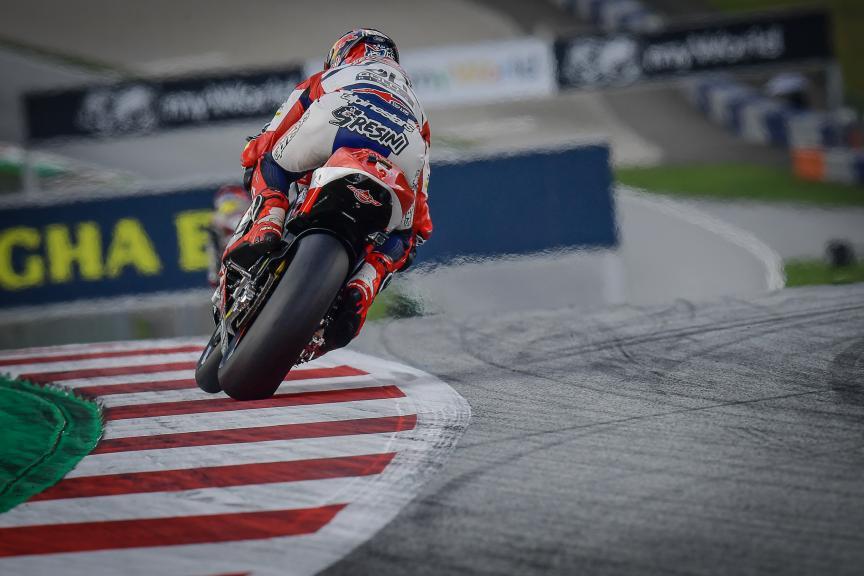 Nicolo Bulega, Federal Oil Gresini Moto2, Bitci Motorrad Grand Prix von Österreich